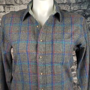 Pendleton Vintage Wool Shirt Women's Large
